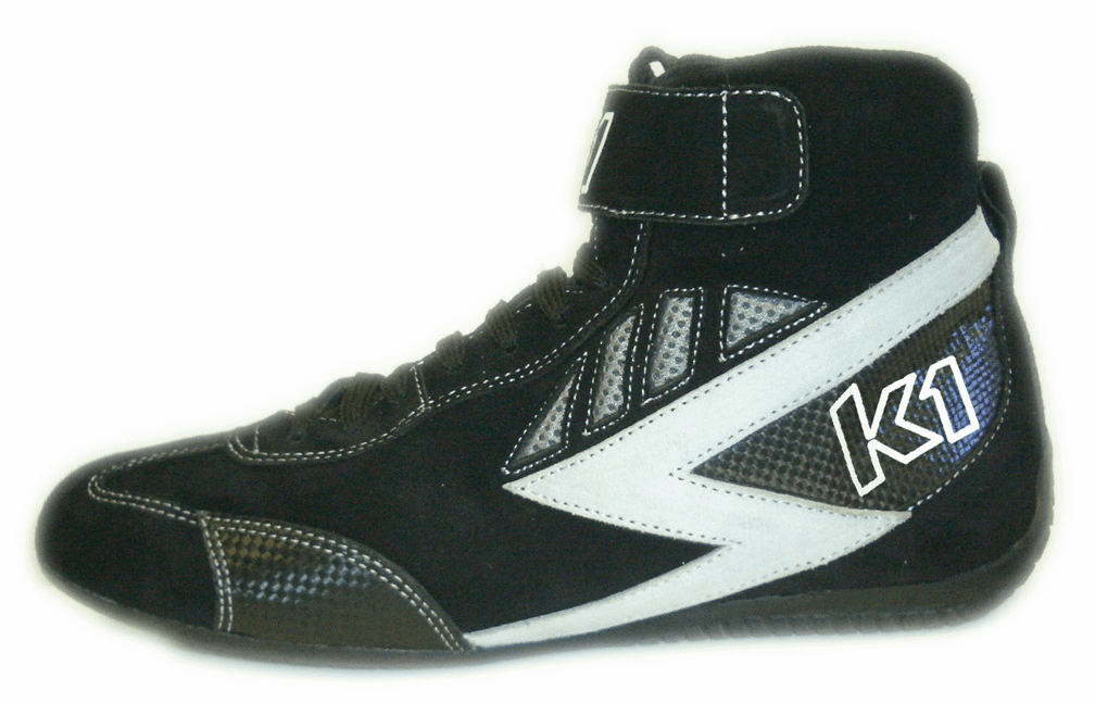 Carbonite Nomex High-Top Auto Racing Shoes