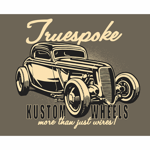 Custom Hot Rod T-Shirt
