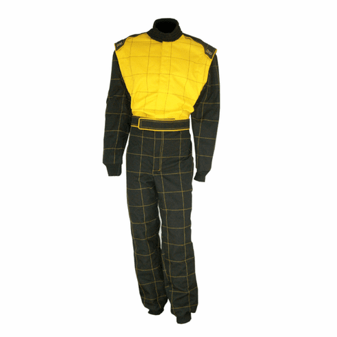 Level 1 Karting Suit Two Tone