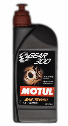MOTUL Gear 300 75W90 100% Synthetic