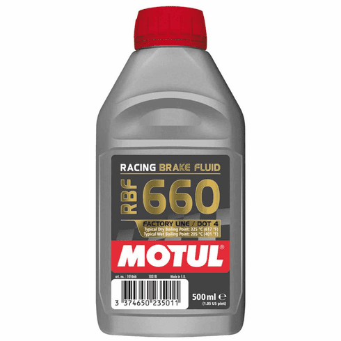 MOTUL Racing Brake Fluid 660 DOT 4