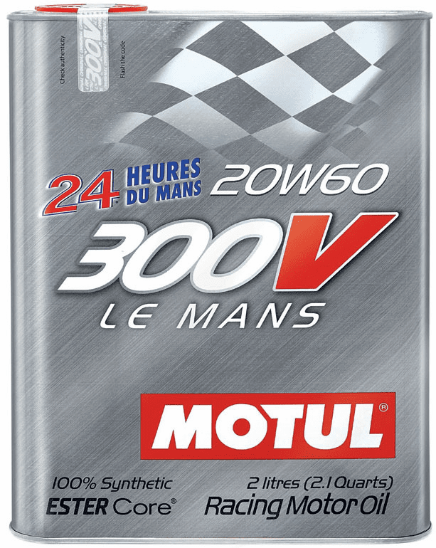 Motul Racing Oils