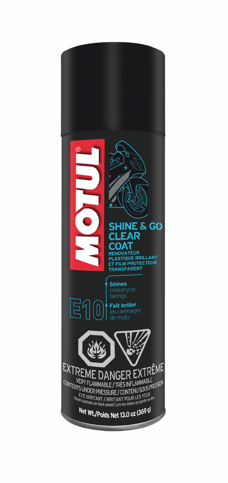 MOTUL Shine & Go Silicone Cleaner
