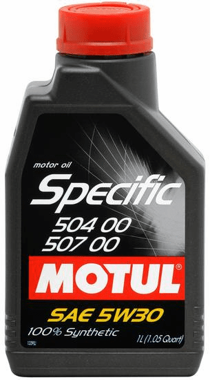 Motul Specific 504.00 507.00 - 5W30 Volkswagen and Audi
