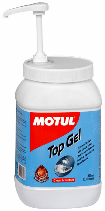 Motul Top Gel - Hand Cleaner