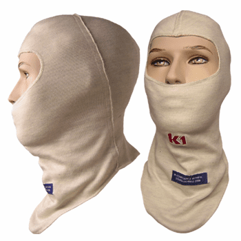 Nomex Balaclavas - Double Layer