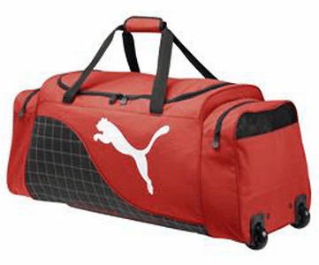 PUMA  Team Bags for your race gear