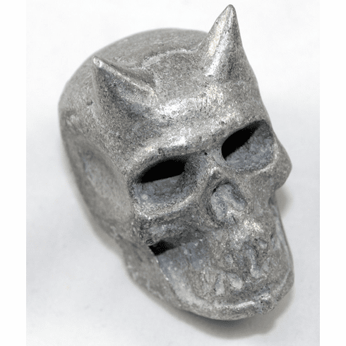 Skull Shift Knob With Horns
