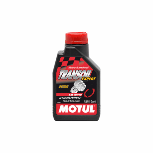 Transoil Expert - SAE 10W40 Synthetic Blend for wet clutches