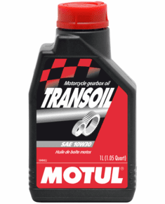 Transoil - SAE 10W30 Gearbox Oil for Wet Clutches