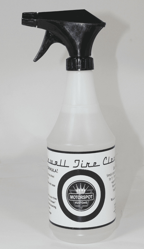 Whitewall Tire Cleaner - 24 Ounce