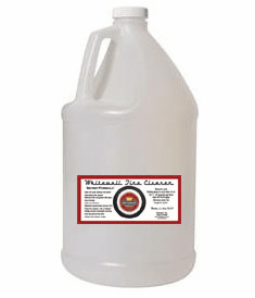 Whitewall Tire Cleaner - One Gallon Container with spray bottle