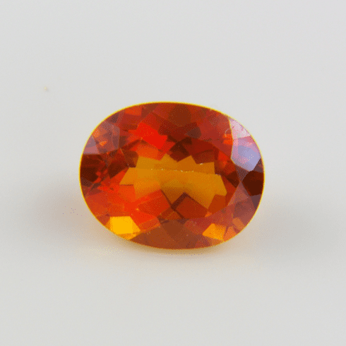 10x8 Oval Natural Andesine 2.35cts