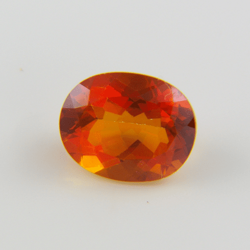 11x9 Oval Natural Andesine 3.32cts