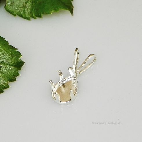 Pear 6 prong (5x3 - 10x7)