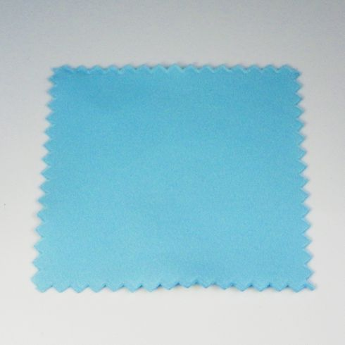 Polishing Cloth For Silver (Size 84mm)