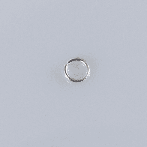 Sterling Silver 5.5mm Round Jump Rings 1pc