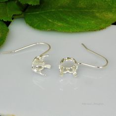 Sterling Silver Earwires