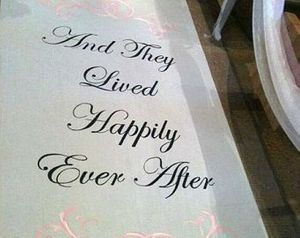 And They Lived Happily Ever After with Scrolls