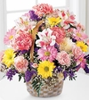 Basket Of Cheer� Bouquet