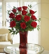 Blooming Love-12 Premium Red Roses