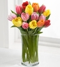 Color Assorted Tulip Bouquet