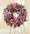 Fondly Remember Wreath large