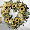 Forever heart Sympathy by Dallas Flower Online, TX
