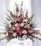 In Our Thoughts Sympathy Flowers By - Dallas Flower Online , TX