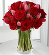 Let Love In Valentine's Day Bouquet