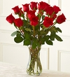 Long Stem Red Roses,