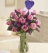 Passion for Purple™ Rose Bouquet