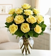Premium Long Stem Yellow Roses