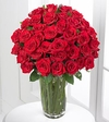 Red Rose Bouquet -  Long Stem Roses