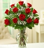 Rose Elegance Premium Long Stem Red Roses Valentine