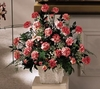 Symapthy Basket Carnations Arrangements