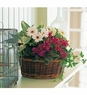 Traditional European Garden Basket