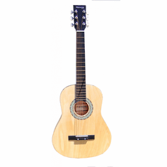 """3/4 Scale 36"""" Inch Acoustic Natural Junior Beach Beater"""