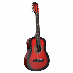 """32"""" Inch Red Kids Children Novelty Acoustic Toy Guitar"""