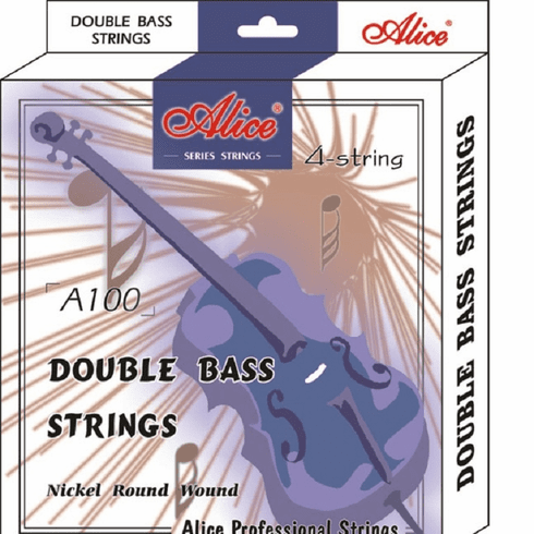 ALICE Double Bass Strings Set