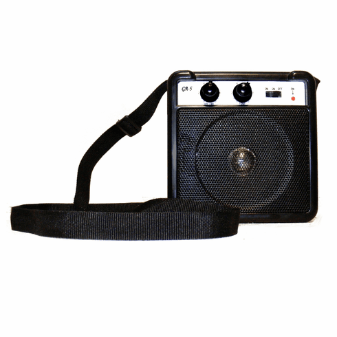 Fret 3 Watt Battery Powered Belt Amplifier