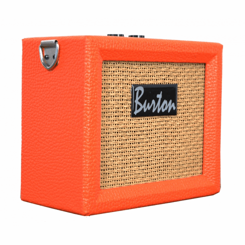 Glen Burton Mini 5-Watt Practice Electric  Guitar Amplifier