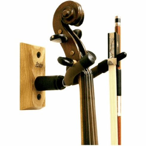 Hardwood Home & Studio Violin Hanger