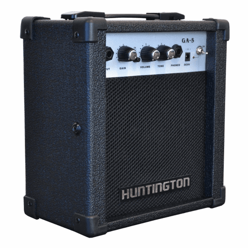 Huntington 5 Watt Practice Electric Guitar Amplifier