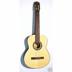 """Huntington Nylon String 41"""" Inch Natural Blonde Classical Limited Edition Full Size Guitar"""