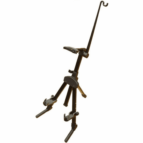 Industrial Violin Stand