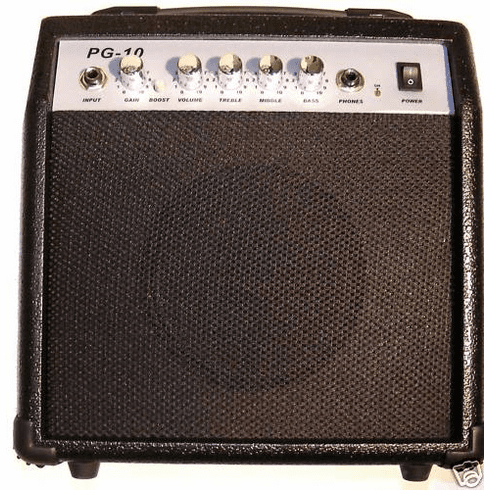 New Fret 10 Watt Practice Electric Guitar Amplifier