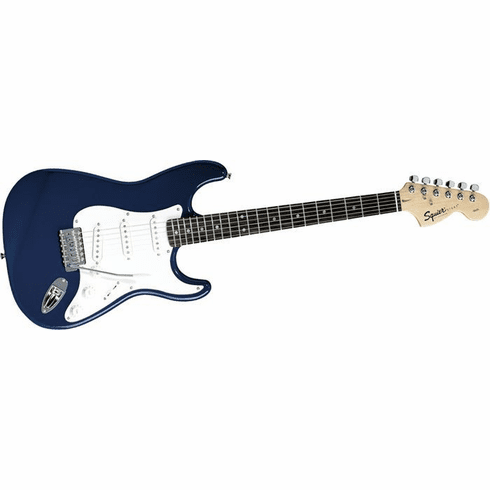 Squier by Fender Affinity Series Stratocaster Blue Electric Guitar