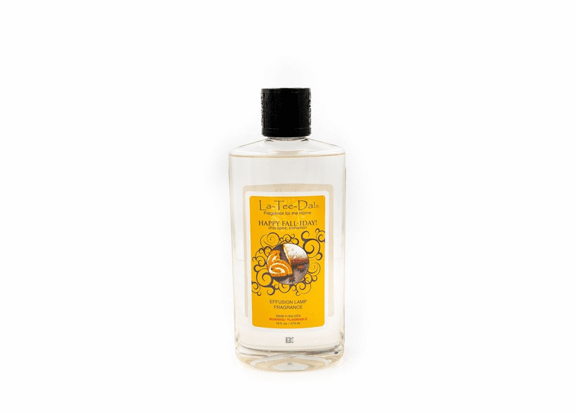 16 oz. Happy Fall-iday La Tee Da Fragrance Oil