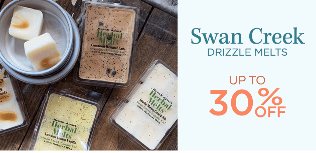 4.75 oz. Swan Creek Candle Drizzle Melts